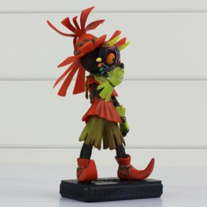 15cm Majora Figure Toy Majora s Mask 3D Skull Kid Collectible Figurine Model Doll Toy For 3