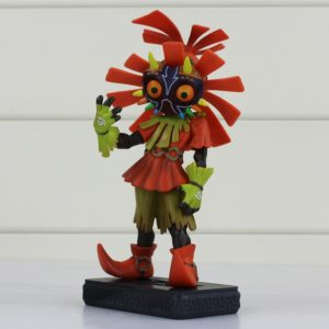 15cm Majora Figure Toy Majora s Mask 3D Skull Kid Collectible Figurine Model Doll Toy For 4