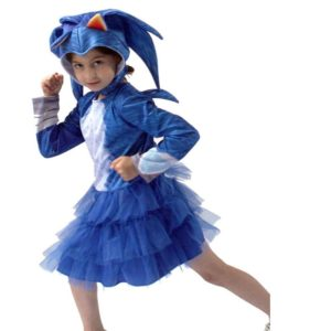 Children Clothes Game Character Cosplay Children Cosplay Halloween Costume For Kids Girls Kids Carnival Cosplay Costume 4