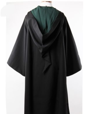 Cosplay Costumes Robe Cape with Tie Scarf Wand Glasses Cloak Harris Costume 5