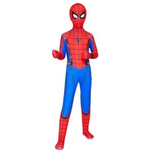 Extraordinary Spider Man Pantyhose Children s Heroes Returned Siamese Anime Cosplay Costumes and Masks 3