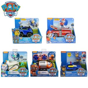 Paw Patrol Rescue Dog Puppy Set Toy Car Patrulla Canina Toys Action Figure Model Marshall Chase