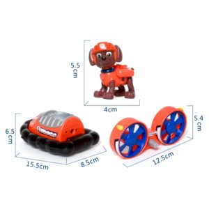 Paw Patrol Rescue Dog Puppy Set Toy Car Patrulla Canina Toys Action Figure Model Marshall Chase 4