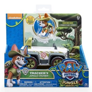 Paw Patrol Rescue Dog Puppy Set Toy Car Patrulla Canina Toys Action Figure Model Marshall Chase 5