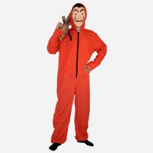 Salvador Dali Cosplay Costume The House of Paper House Paper Movie Cosplay Halloween Party Money Heist 2